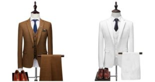 Costume mariage homme tendance mode