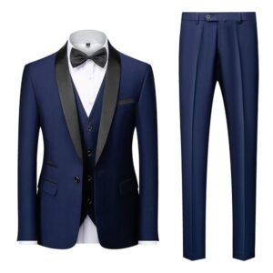 Costume mariage mode luxe