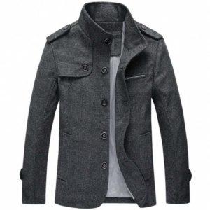 Manteau chaud homme mode 2020
