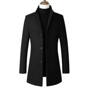 Manteau mode homme d'affaires décontractée