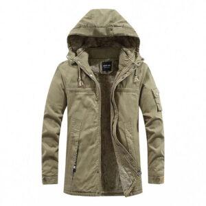 Veste hiver homme mode