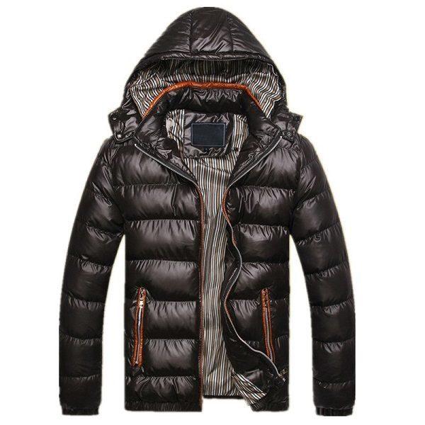 Veste hiver homme tendance mode