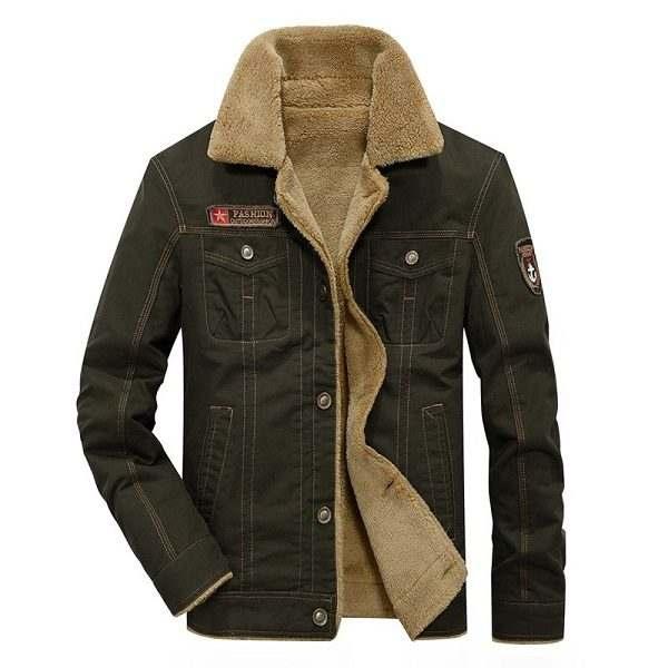 Veste manteau hiver pas cher