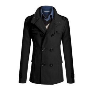 Manteau trench slim fit mode 2021-2022