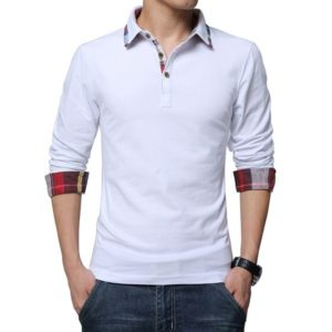 Polo homme casual pas cher