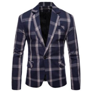 Blazer costume casual tendance