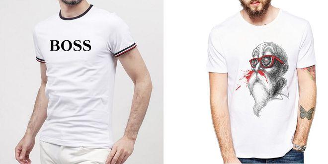 t shirt homme tendance 2019