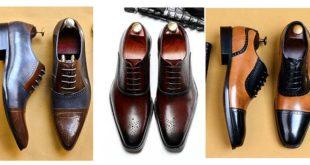 Chaussure richelieu mode 2020