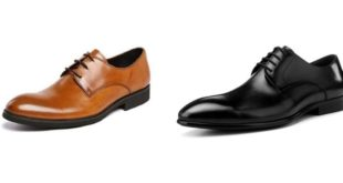 Chaussures derbies tendances mode 2020