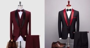 Costume homme 3 pieces tendance