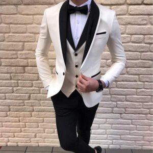 Costume homme de luxe pas cher