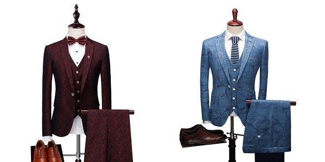 Costume homme pas cher tendance