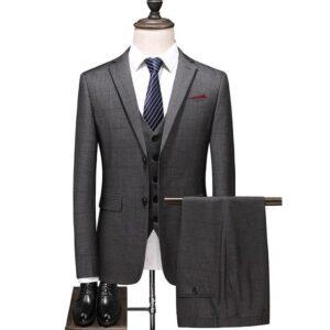 Costume luxe homme tendances