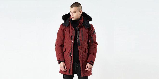 nouveau produit meilleur joli design Parka homme hiver pour un look chic : Mode 2020
