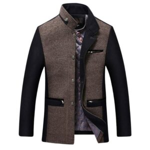 Trench court homme mode 2021-2022