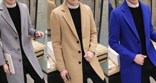 Trench homme chic et tendance 2020