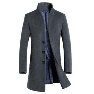 Manteau en laine tendance