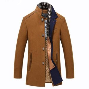 Trench hiver homme mode