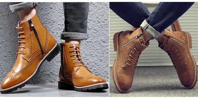 Chaussure hiver homme 2020
