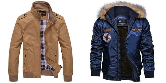 Bombers homme mode 2021