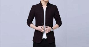Veste de costume homme mode 2020