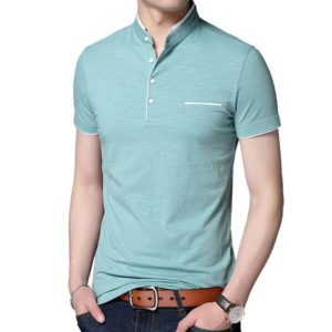 T-shirt slim fit homme mode