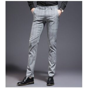 Pantalon homme mariage mode
