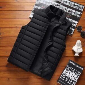 Gilet chaud homme mode