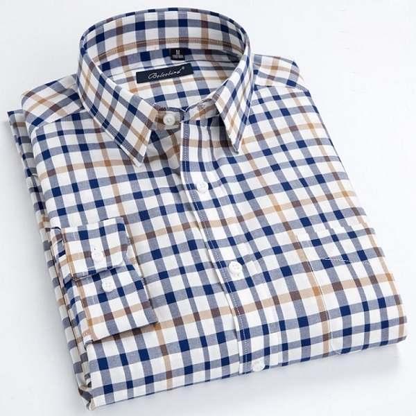 Chemise carreaux homme mode