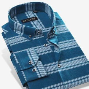 Chemise homme à rayures mode