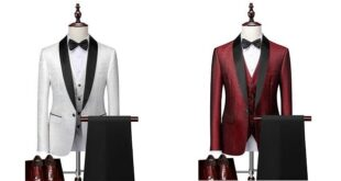Costumes homme mariage mode 2021